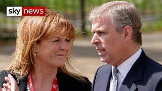 Epstein Scandal Where Is Prince Andrew