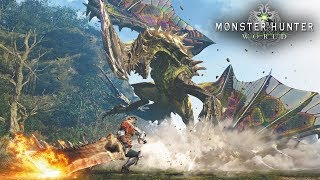 18 Шон играет в Monster Hunter World часть 1 из 2 PS4 Pro 2018