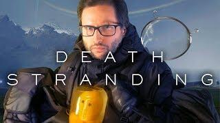 Death Stranding - recenzja quaza