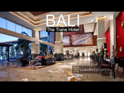 Luxury Escapes - The Trans Resort Bali