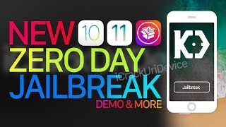 iOS 11 - 10.3.2 Jailbreak Update! 10.3.3 & Everything you NEED to Know (MOSEC 2017)