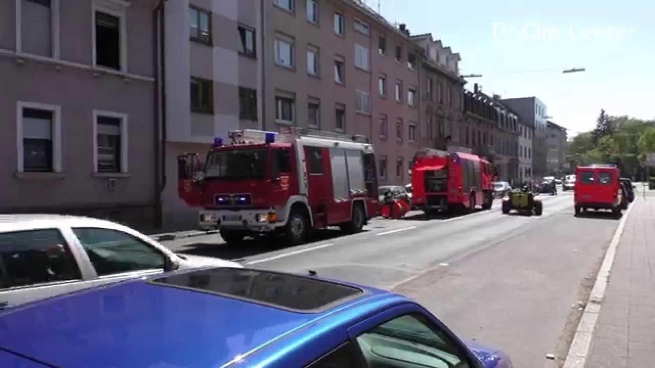 Brand Karlsruhe