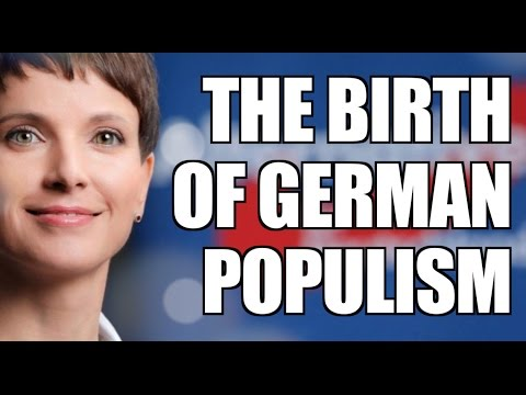 Who are the Alternative for Germany (AfD)?