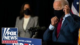 'The Five' slam Biden, Harris for dodging questions after dropping mask policy