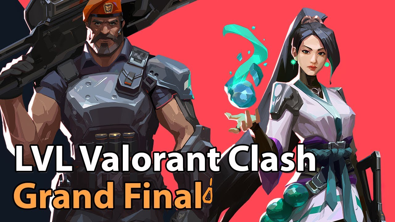 ► Valorant Esports - Grand Final of the LVL Valorant Clash - Valorando vs. Buffalos