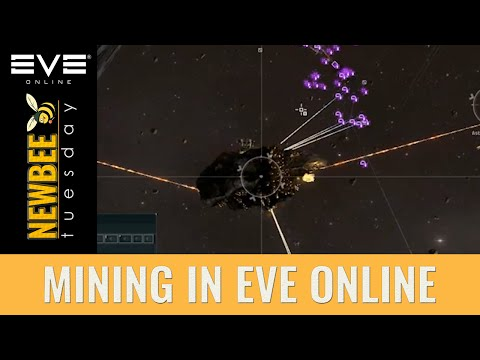 Newbee Tuesday: EVE Online Mining Guide