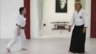 Aikidojo : : Técnicas de Examen (5to kyu a 1er kyu)
