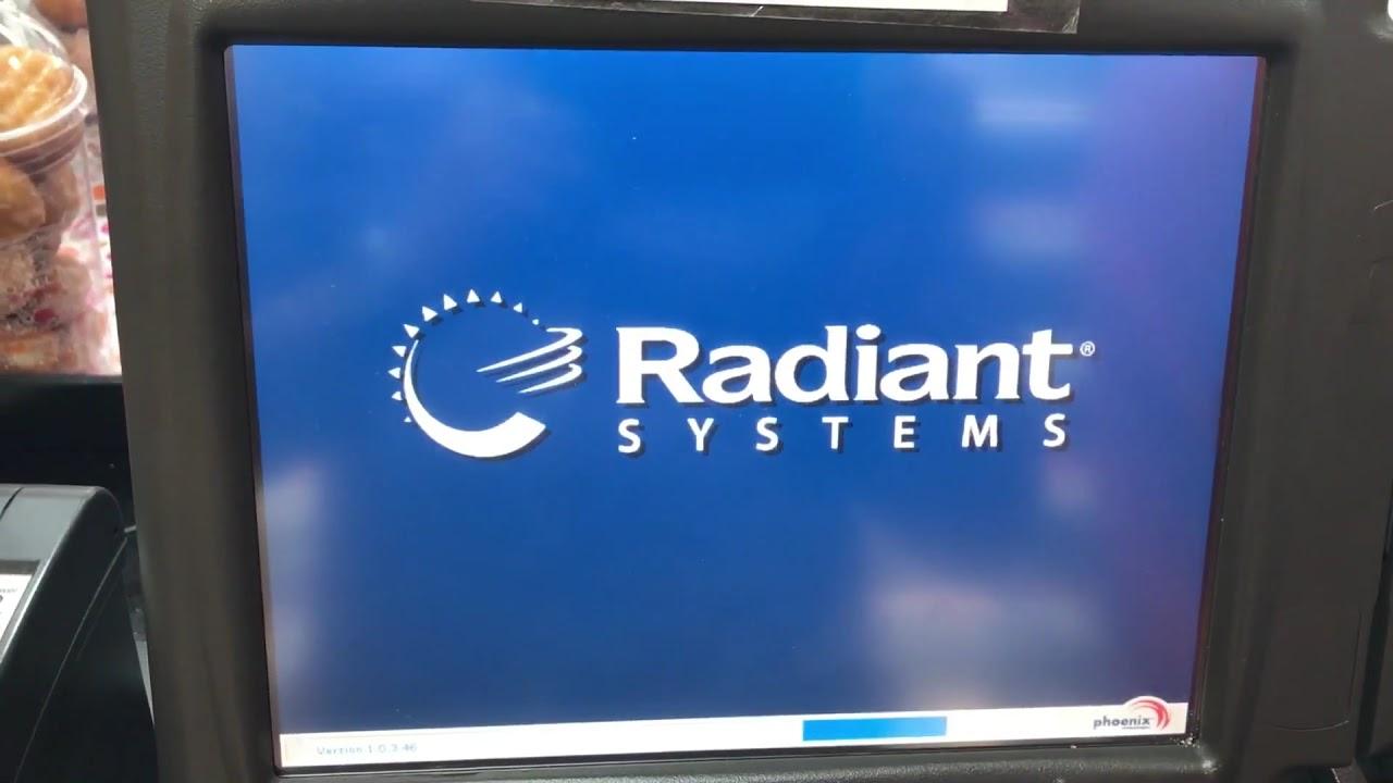 How to reboot/ restart Radiant POS Radiant Aloha Printer Wiring Diagram on
