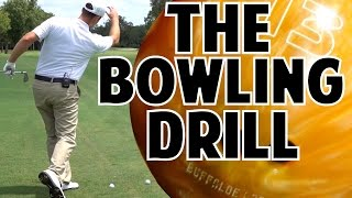 Golf Draw Tip | Bowling Ball Release