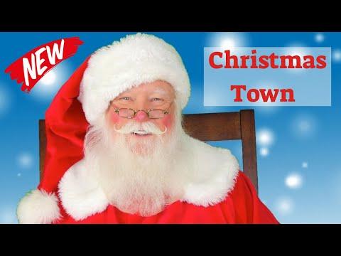 Christmas Town Busch Gardens Williamsburg Va New 2017 Youtube