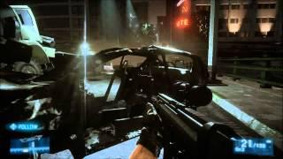Battlefield 3 Full Release PC Gameplay GT 540m