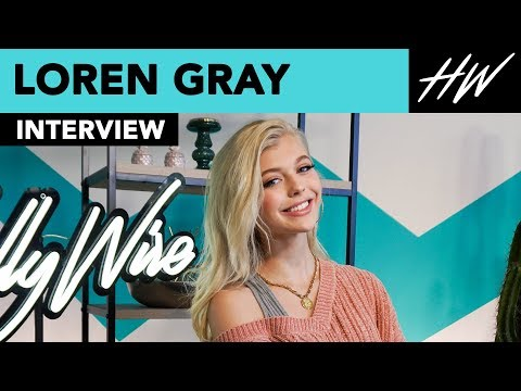 Loren Gray Reveals Kissing Her Co-Star 20 Times & Cries During Eminem's Performance  Hollywire