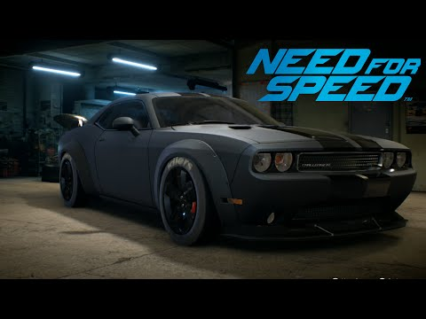 need for speed 2015 dodge challenger srt 8 customization driftoutlaw build and gameplay. Black Bedroom Furniture Sets. Home Design Ideas