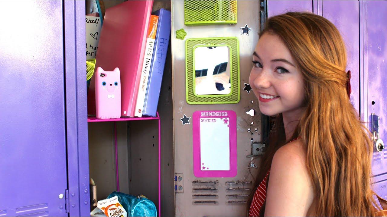 Middle School Locker Room Tips