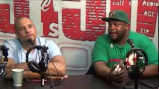 04-10-18 The Corey Holcomb 5150 Show - The Comedy Game, Beefs, and Joke Stealers thumbnail