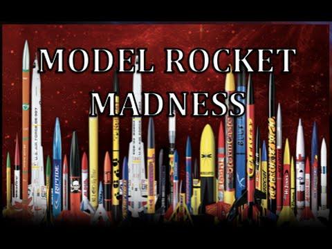 Model Rocket Madness