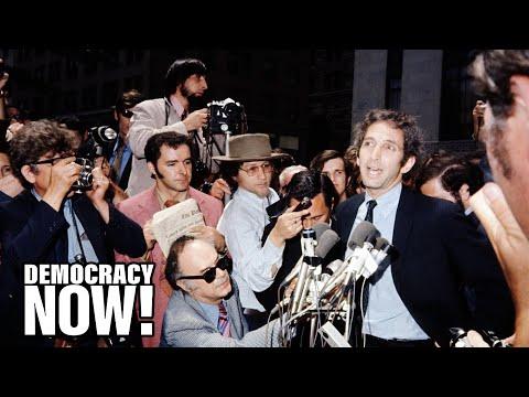 Whistleblower Daniel Ellsberg: Civil Disobedience Against Vietnam War Led Me to Leak Pentagon Papers