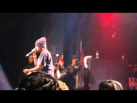 Redman & K-Solo- It's Like That (My Big Brother) @ Best Buy Theater, NYC