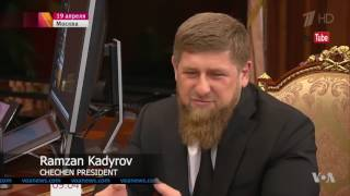 Russia Denies Gays Persecuted in Chechnya
