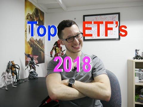 BEST ETFs TO BUY IN 2018!!!