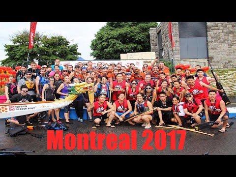 TRAVEL VLOG | Montreal 2017 | Paddle Pandas