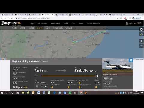 Meus agendamentos dos voos para Paulo Afonso-Ba via internet