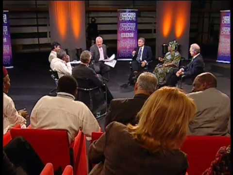 Part 5: BBC World Debate - Food - Who Pays the Price?