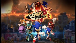 Stages 1 - 30 UNCUT Gameplay - Sonic Forces