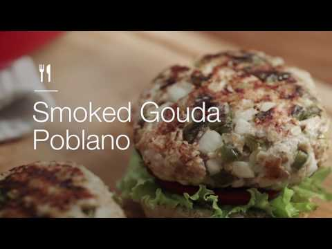Making Mayo's Recipes: Turkey Burgers