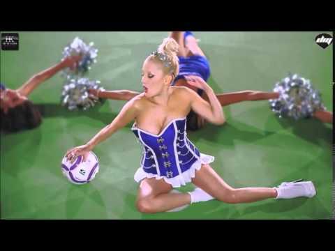 Carolina Marquez ft Pitbull, Dale Saunders - Get On The Floor (Angel González Dirty Dutch)