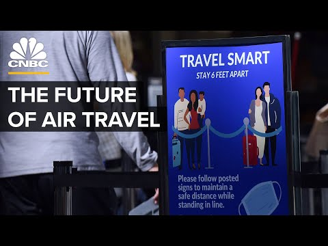 What Does The Future Of Air Travel Look Like?