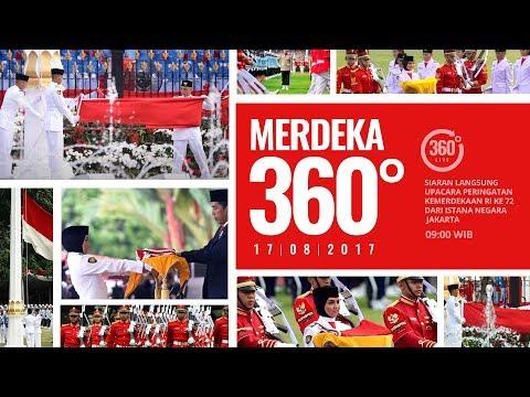 Live Streaming Peringatan Kemerdekaan Republik Indonesia ke-72