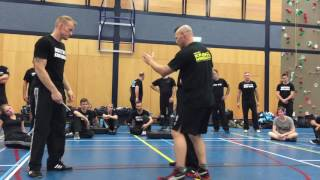 Third Party Protection I with Amnon Darsa at Institute Krav Maga Netherlands