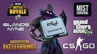 gaming on a Pentium D in 2018?  Pentium D 925 Gaming Test 2018