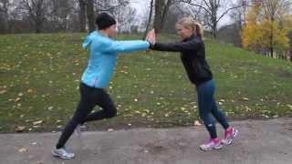 Annika o Lofsans löpskola avsnitt 1
