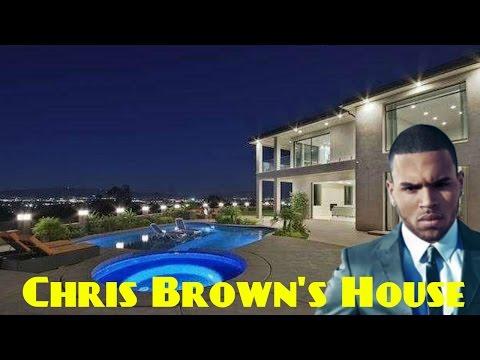 Chris Brown's House
