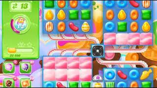 Candy Crush Jelly Saga Level 1187
