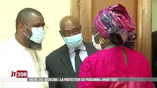 Ordre National des Médecins : la protection du personnel avant tout