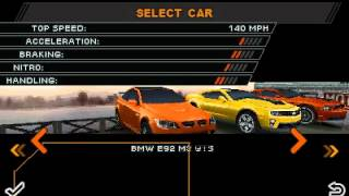Repeat youtube video Need For Speed the RUN [JAVA touch]