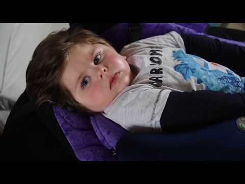 How East Anglia's Children's Hospices helped James who suffered severe brain damage at birth