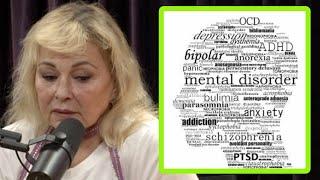 Roseanne Barr: I've Got More Mental Illness Than Your Average Bear