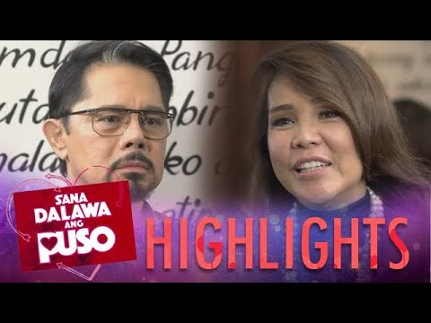 Sana Dalawa Ang Puso: Juancho and Sandra meet each other in a restaurant | EP 127