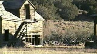 Westerns at Johnson Canyon Movie Set - Kanab, Utah