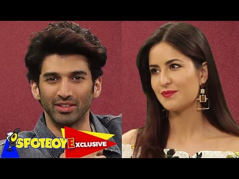 Katrina wants to show her SEXY ABS | Aditya Roy Kapur | '| Never Have I Ever' Game | FUN Interview
