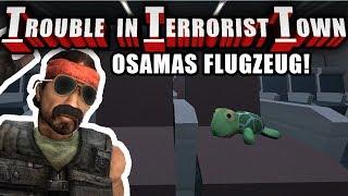 Im Flugzeug mit Dner! | Trouble in Terrorist Town - TTT | Zombey