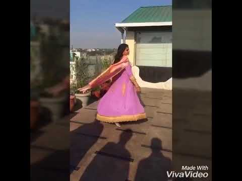 #Dil Diya Gallan #Indian Girl #Twirling #Fairytale #Anarkali outfit #Fashion designer #Punjabigirl