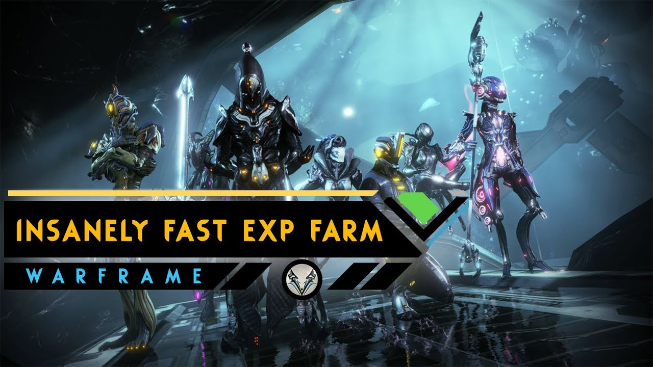 Best Place To Level Warframes 2019 Warframe: Fastest Way To Level Up Warframe From 0   30 in 10