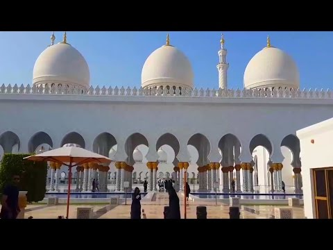 THE LONG WAIT IS OVER - Dubai to Sheikh Zayed Grand Mosque