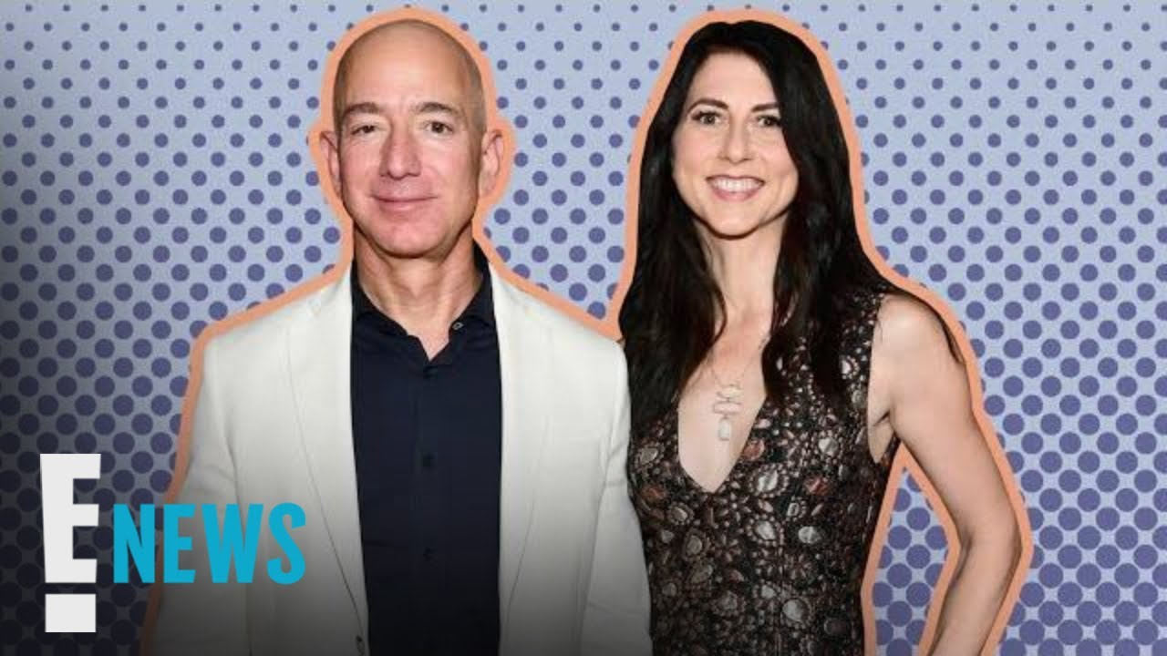 Jeff Bezos' Billion Dollar Fortune and Divorce: By The Numbers
