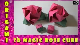 How To Make A Paper Origami Transformer Ball